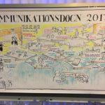 Visuelt referat hos Kommunernes Landsforening, udarbejdet af Michael Eriksen Visuel Retning